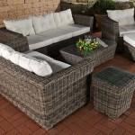 Dobrý záhradný nábytok