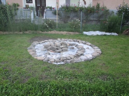 kamenná špirála