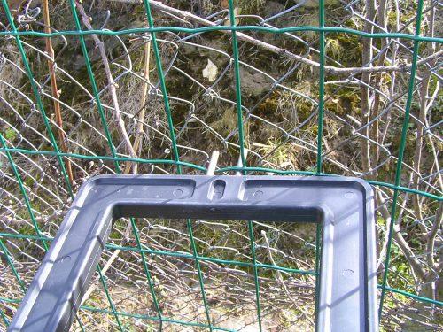 španovanie zváraného plota