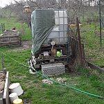 Na jar treba vyčistiť nádrž na vodu